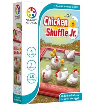 Joc Smart Games Chicken Shuffle Jr. - Jucării logică