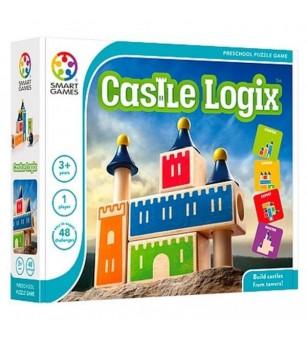 Joc Smart Games - Castle Logix - Jucării logică