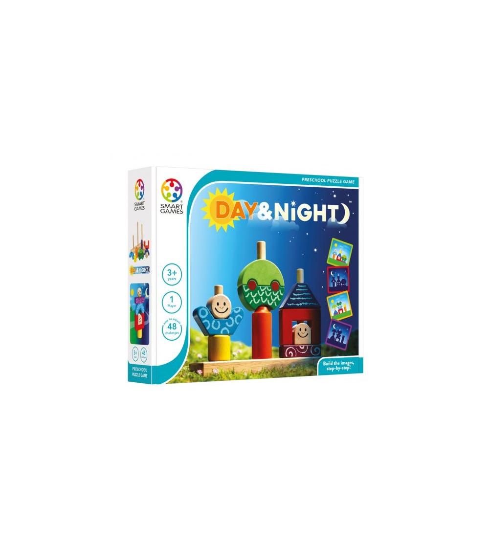 Joc Smart Games Day & Night - Jucării logică