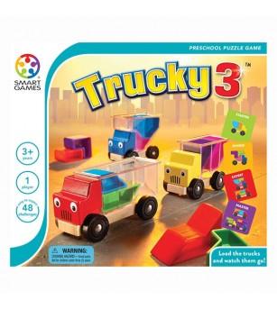 Joc Smart Games Trucky 3 - Jucării logică