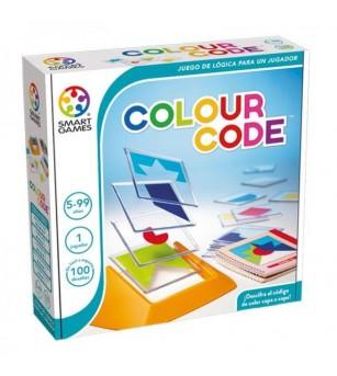 Joc Smart Games Colour Code - Jucării logică