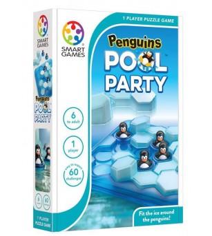 Joc Smart Games Penguins - Pool Party - Jucării logică