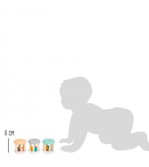 Rotita zornaitoare pentru bebelusi, Legler Small Foot - Jucării bebeluși