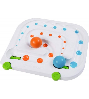 Joc labirint Fat Brain Toys RollAgain Maze - Jucării motrice