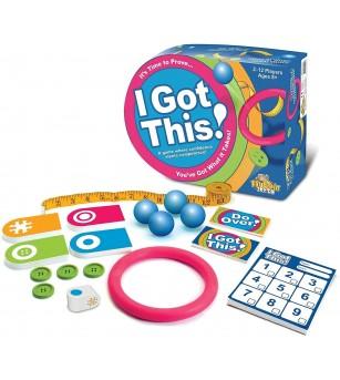 Joc de abilitati Fat Brain Toys I Got This - Jocuri de îndemânare