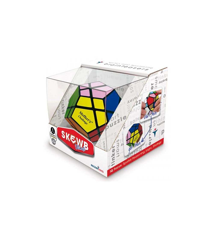 Joc de logica Recent Toys - Skewb Ultimate - Jucării logică