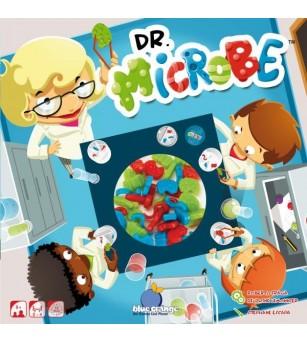 Joc Blue Orange, Dr. Microb - Jocuri de observație și atenție