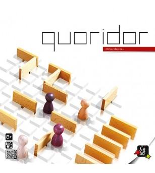 Joc Gigamic - Quoridor - Jocuri de masă