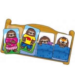 Joc educativ Orchard Toy - Lenesii somnorosi - Jocuri de masă