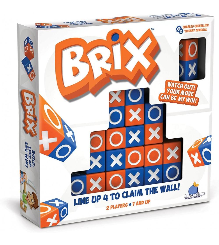 Joc Blue Orange, Brix - Jocuri de observație și atenție