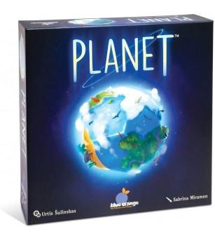 Joc Blue Orange, Planet - Jocuri de masă