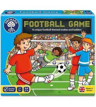 Joc de societate Orchard Toys - Meciul de fotbal - Jocuri de masă