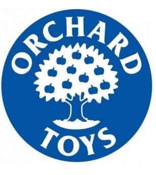 Joc de societate Orchard Toys - Intrecerea dinozaurilor - Jocuri de masă