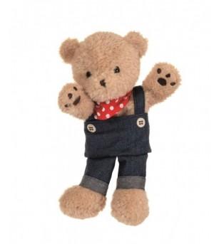 Papusa de mana puiul de urs - Marionete