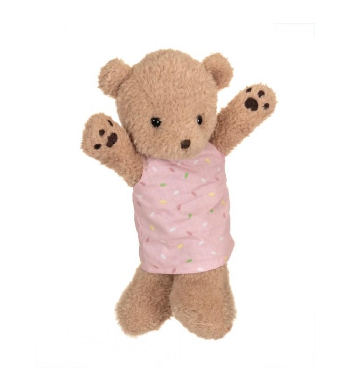 Papusa de mana mama ursoaica - Marionete