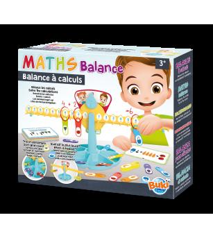 Balanta Numerica, BUKI France - Jucării matematică