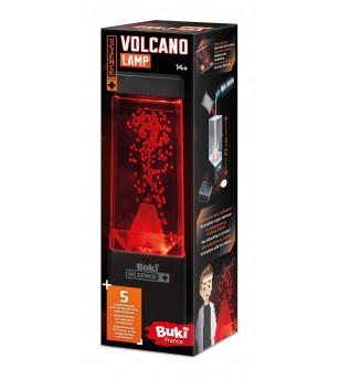 Lampa Vulcan, Buki France - Decorațiuni