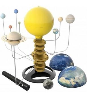 Sistemul Solar Mobil, Buki France - Știință și tehnică
