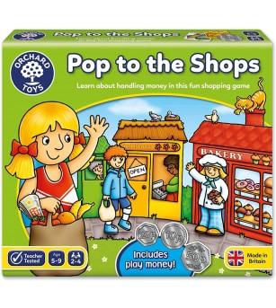 Joc educativ - La cumpărături - Jocuri de masă