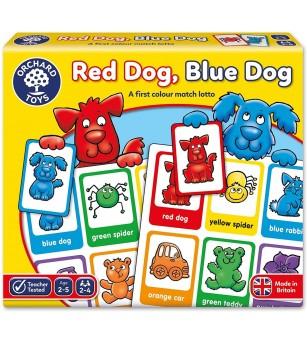 Joc educativ loto în limba engleză - Cățelușii - Jocuri de memorie și asociere
