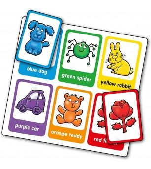 Joc educativ loto in limba engleza Orchard Toys - Catelusii - Jocuri de memorie și asociere