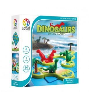 Joc Smart Games Dinosaurs - Mystic Islands - Jucării logică