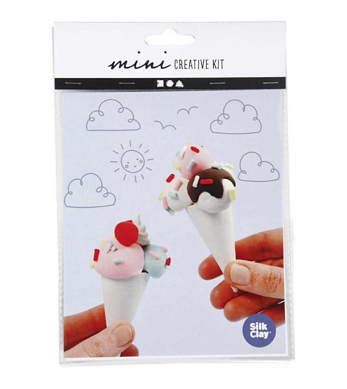 Mini kit creativ - Cornete de inghetata - Crafturi