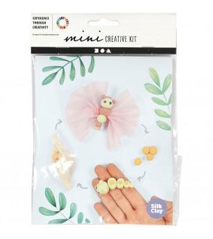Mini kit creativ - Ciclul de viata al fluturelui - Crafturi