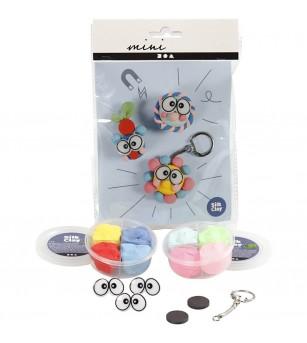 Mini kit creativ - figurine amuzante - Crafturi