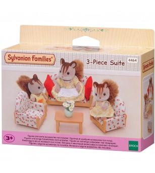 Sylvanian Families 4464 - Set sufragerie - Figurine
