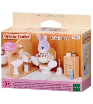 Sylvanian Families 5020 - Set de toaleta - Figurine