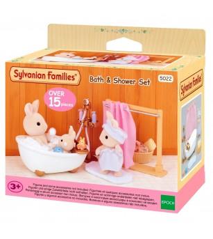 Sylvanian Families 5022 - Set cada cu accesorii - Figurine