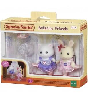 Figurine Sylvanian Families 5257 - Prieteni balerini - Figurine