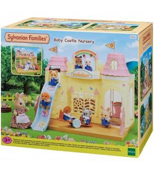 Sylvanian Families 5316 - Gradinita castel - Figurine