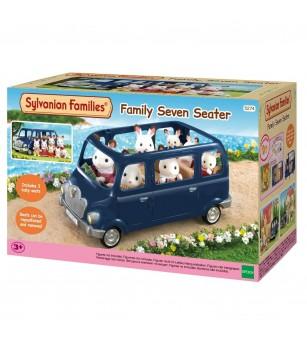 Sylvanian Families 5274 - masina de familie Bluebell - Figurine