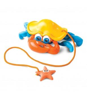 Jucarie de tras Fat Brain Toys, Crabby - Jucării bebeluși