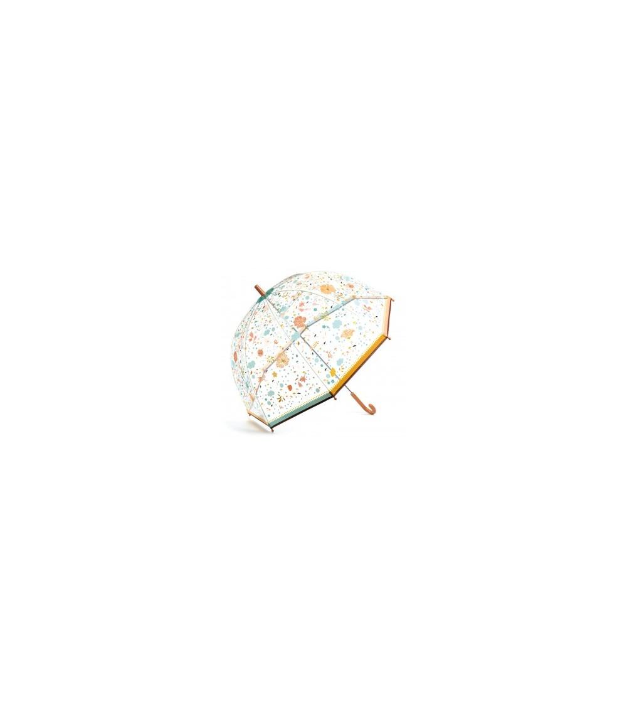 Umbrela Djeco pentru adulti, flori colorate - Umbrele copii