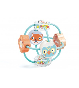Jucarie bebe Djeco, BabyBali - Jucării bebeluși