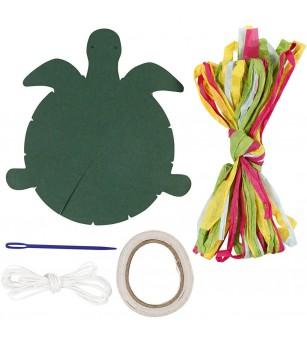 Mini kit creativ - Broasca testoasa - Crafturi
