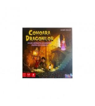 Joc de memorie, Comoara Dragonilor - Jocuri de memorie și asociere