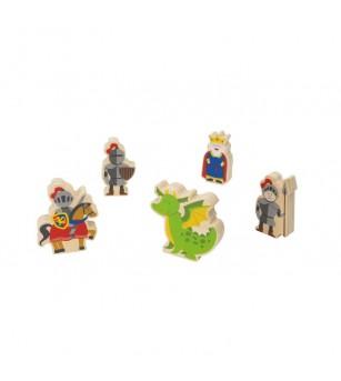Castel din lemn, Viga - Căsuțe de păpuși și accesorii