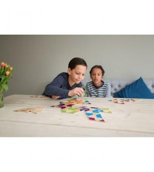 Joc Domino triunghiular, BS Toys - Jucării logică