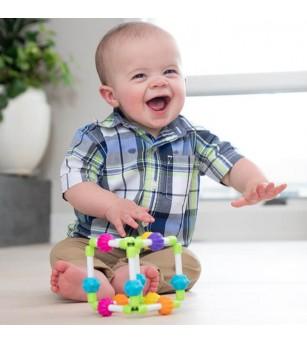 Jucarie senzoriala Fat Brain Toys Quubi - Jucării bebeluși