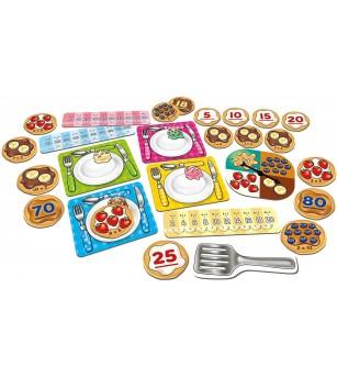 Joc educativ Orchard Toys - Tabla inmultirii pentru incepatori - Jucării matematică