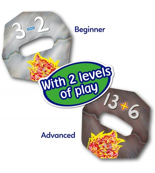 Joc educativ Orchard Toys - Matematica Mamutilor - Jucării matematică