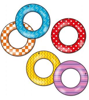Joc educativ Orchard Toys - Lame cu colaci - Jocuri de îndemânare