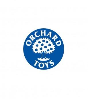 Puzzle de podea in limba engleza Orchard Toys - Invata alfabetul - Puzzle-uri