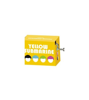 Flasneta Beatles, Yellow submarine - Instrumente muzicale
