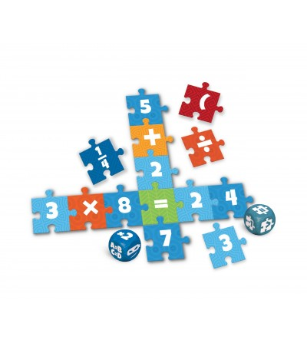 Joc educativ Smarty, Puzzle- Pytagora - Jucării matematică