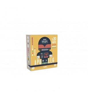 Joc Londji, Apollo compact - Jucării creativ-educative